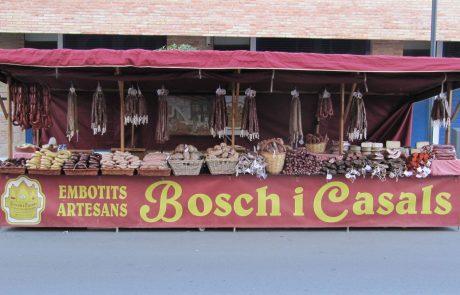 Bosh i Casals embotits artesans